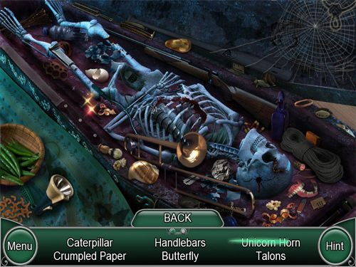 Screenshots of the Epic adventures: Cursed onboard game for iPhone, iPad or iPod.
