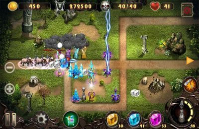 Descarga gratuita de Epic Defense TD 2 – the Wind Spells para iPhone, iPad y iPod.