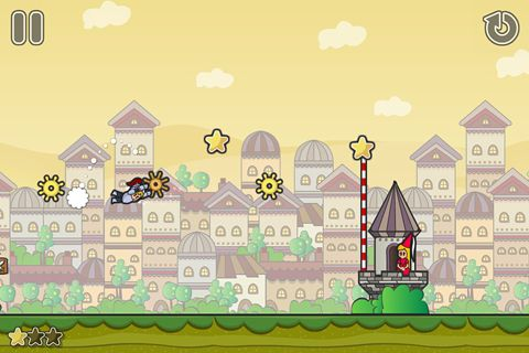Screenshots of the Epic Eric game for iPhone, iPad or iPod.