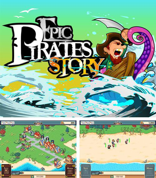 In addition to the game Bon Voyage: Free Hidden Object for iPhone, iPad or iPod, you can also download Epic pirates story for free.