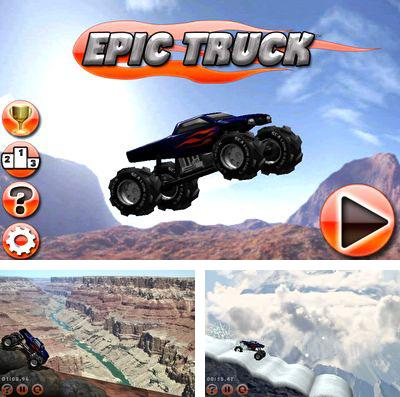 In addition to the game Hired Gun 3D for iPhone, iPad or iPod, you can also download Epic Truck for free.