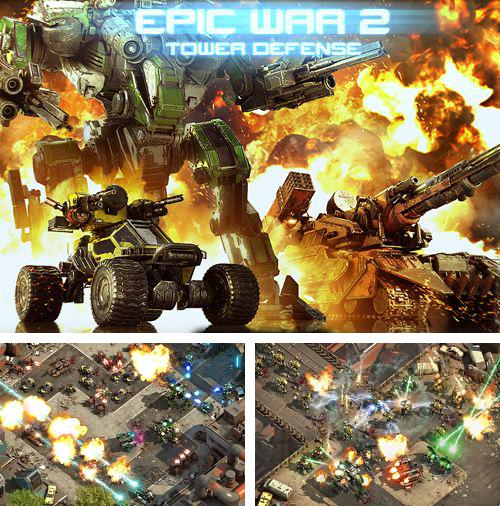 In addition to the game Unia: And the burned village for iPhone, iPad or iPod, you can also download Epic war 2 for free.