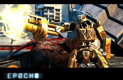 Download EPOCH iPhone free game.