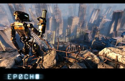 Descarga gratuita de EPOCH para iPhone, iPad y iPod.