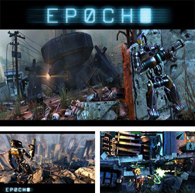 In addition to the game Dave vs. Cave for iPhone, iPad or iPod, you can also download EPOCH for free.