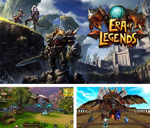 Download Era of legends iPhone free game.
