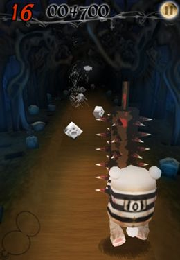 Free Escape Bear – Slender Man download for iPhone, iPad and iPod.