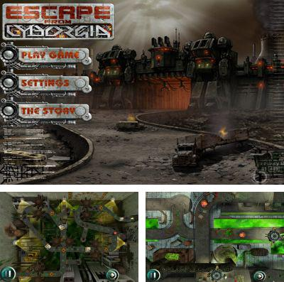 In addition to the game Glow puzzle for iPhone, iPad or iPod, you can also download Escape From Cyborgia for free.
