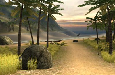 Screenshots of the Escape from Devil Island – Ninja Edition game for iPhone, iPad or iPod.