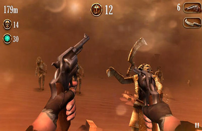 Download Escape from Doom iPhone free game.