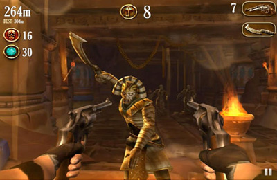 Descarga gratuita de Escape from Doom para iPhone, iPad y iPod.