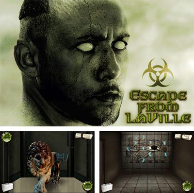In addition to the game Hyperburner for iPhone, iPad or iPod, you can also download Escape from LaVille for free.