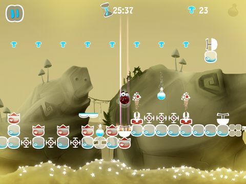 Screenshots of the Escape from paradise game for iPhone, iPad or iPod.