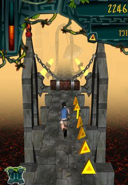 Capturas de pantalla del juego Escape From The Tomb para iPhone, iPad o iPod.