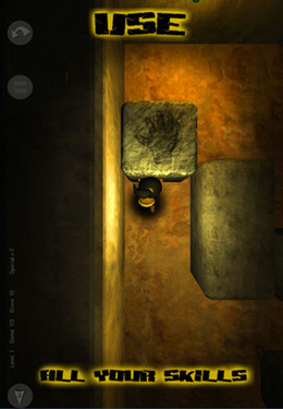 Download Escape From Xibalba iPhone free game.