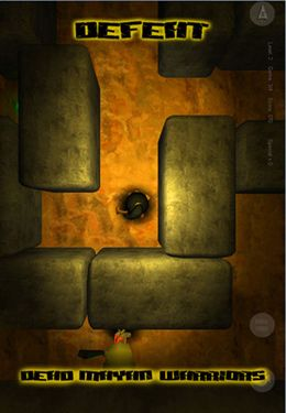 Игра Escape From Xibalba для iPhone