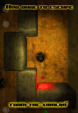 Capturas de pantalla del juego Escape From Xibalba para iPhone, iPad o iPod.