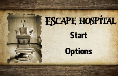 Escape Game: Hospital