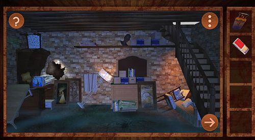 Download Escape the floor: Terror 2 iPhone free game.