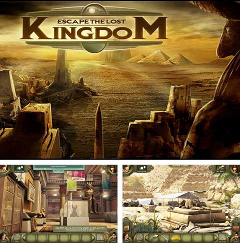 In addition to the game Non Flying Soldiers for iPhone, iPad or iPod, you can also download Escape the lost kingdom for free.