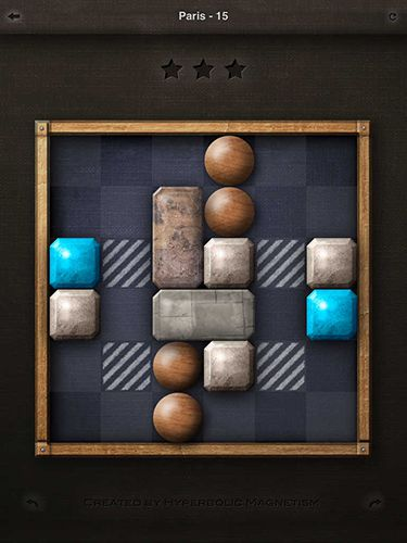 Download Escapology iPhone free game.