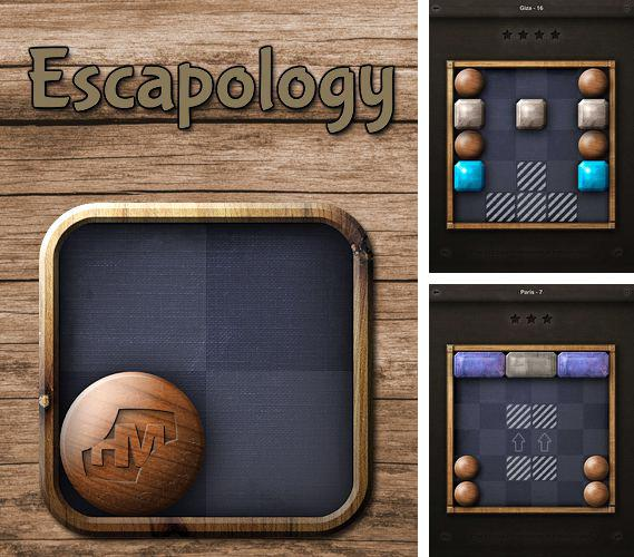 In addition to the game Mouse Bros for iPhone, iPad or iPod, you can also download Escapology for free.
