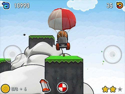 Download Escargot kart iPhone free game.