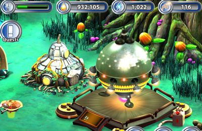 Free E.T.: The Green Planet download for iPhone, iPad and iPod.