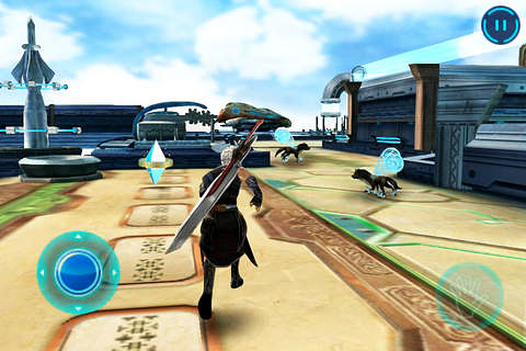 Descarga gratuita de Eternal legacy para iPhone, iPad y iPod.