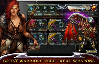 Download Eternity Warriors iPhone free game.