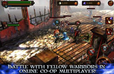 Скачати гру Eternity Warriors 2 для iPad.