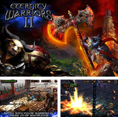 In addition to the game Romancing saga 2 for iPhone, iPad or iPod, you can also download Eternity Warriors 2 for free.