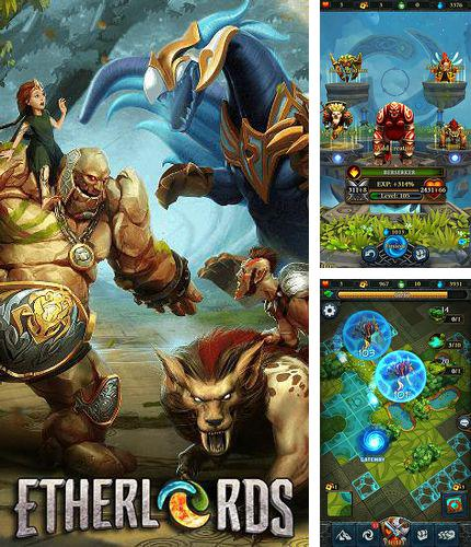 In addition to the game Chocohero for iPhone, iPad or iPod, you can also download Etherlords for free.