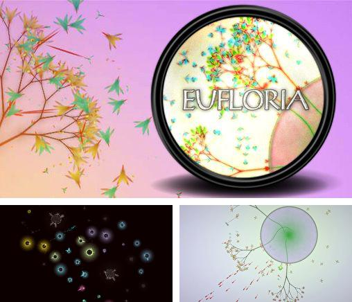 In addition to the game Aztec Puzzle for iPhone, iPad or iPod, you can also download Eufloria for free.