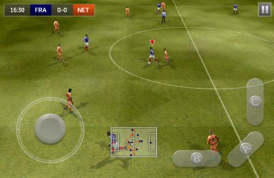 Free Euro Soccer download for iPhone, iPad and iPod.
