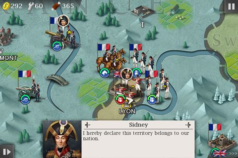 Descarga gratuita de European war 4: Napoleon para iPhone, iPad y iPod.