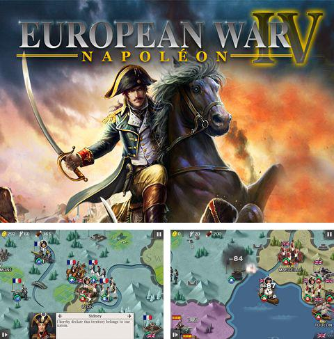 In addition to the game Zombie splat for iPhone, iPad or iPod, you can also download European war 4: Napoleon for free.