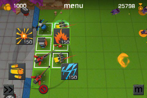 Download Evil angry planet iPhone free game.
