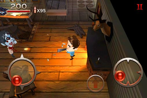 Free Evil dead download for iPhone, iPad and iPod.