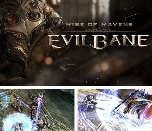 In addition to the game AlexPanda HD for iPhone, iPad or iPod, you can also download Evilbane: Rise of ravens for free.