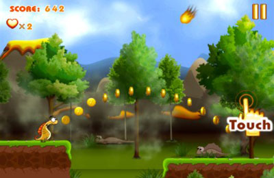 Screenshots vom Spiel Evolush: Evolution Journey für iPhone, iPad oder iPod.