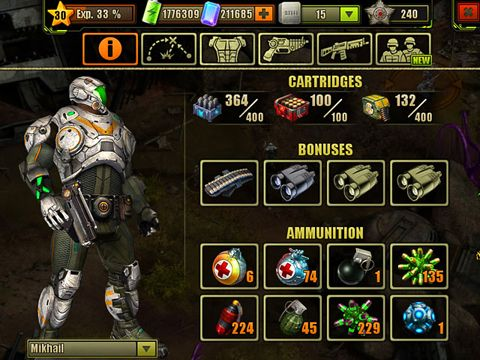Descarga gratuita de Evolution: Battle for Utopia para iPhone, iPad y iPod.