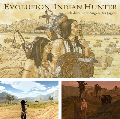 En plus du jeu Cavernes de Cally 3 pour iPhone, iPad ou iPod, vous pouvez aussi télécharger gratuitement Evolution:Chasseur Indien, Evolution: Indian hunter.