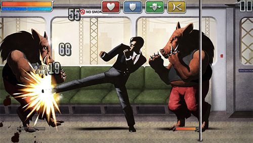 Screenshots of the Executive game for iPhone, iPad or iPod.