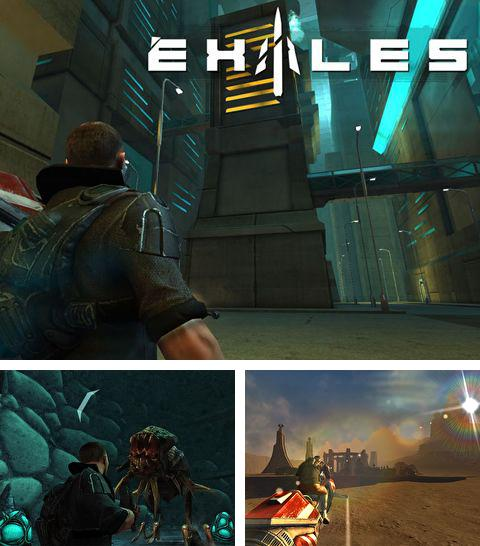 In addition to the game Stampede 3D for iPhone, iPad or iPod, you can also download Exiles for free.