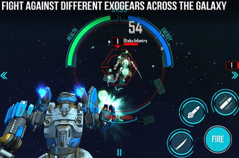 Download Exo gears iPhone free game.