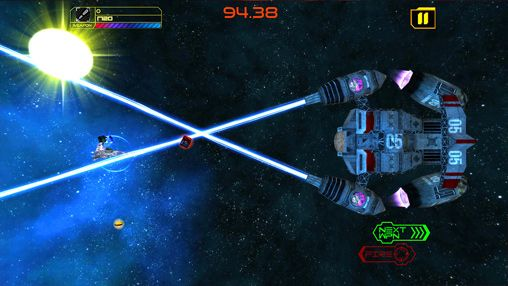 Screenshots of the Exodite game for iPhone, iPad or iPod.