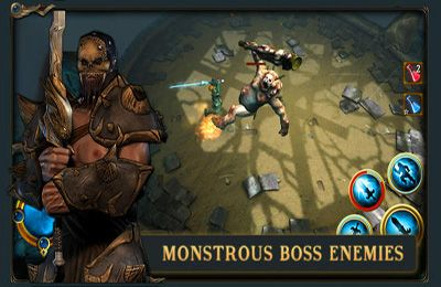 Descarga gratuita de Exodus: Neclace of Heavens para iPhone, iPad y iPod.