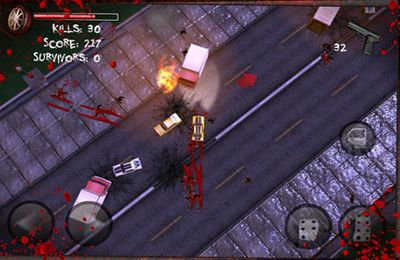 Download Extinction iPhone free game.