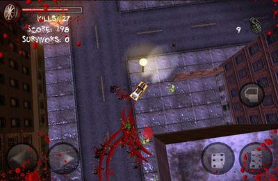 Screenshots of the Extinction game for iPhone, iPad or iPod.